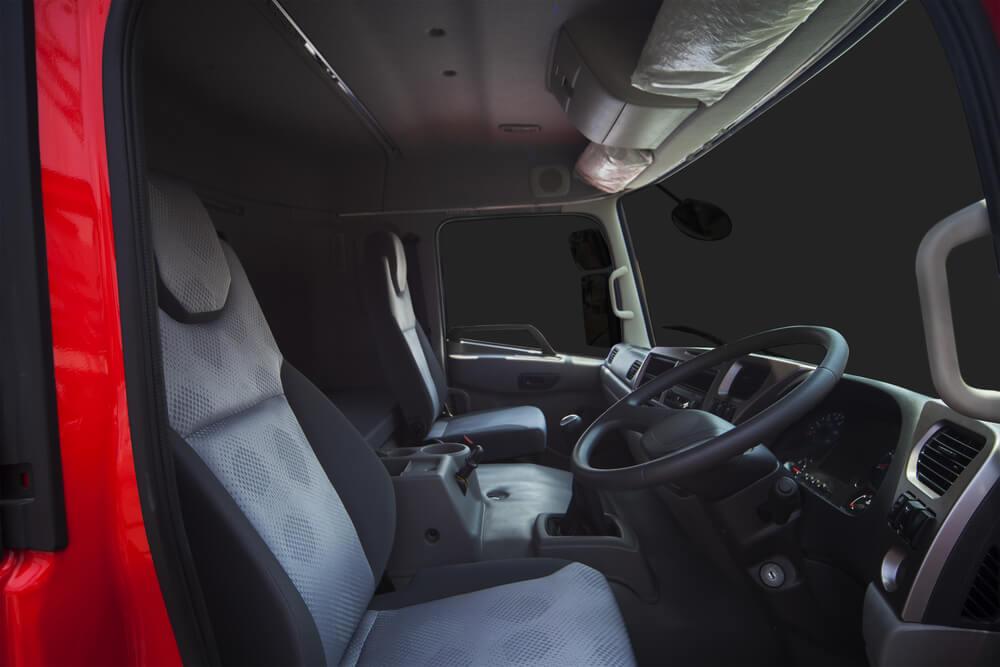 Tappezzeria Camion - Rivestimento e Personalizzazioni